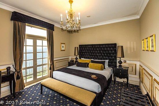 Medlow Bath, Australia: Bed in Room 401