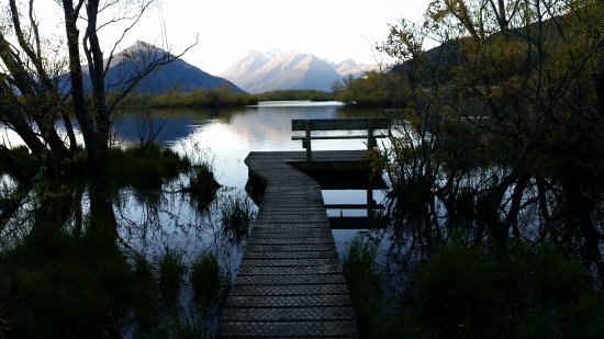 Glenorchy, New Zealand: a place to enjoy the view