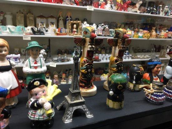 Guadalest, Spain: Saleros del mundo