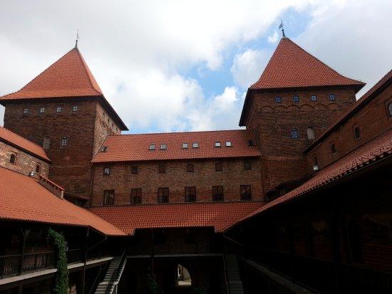 Podlaskie Province, Poland: zamek