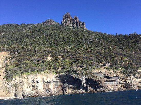 Triabunna, Австралия: Magnificent coastline