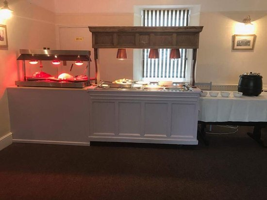 Bucknell, UK: New carvery
