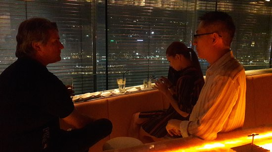 Felix: Drinks and view