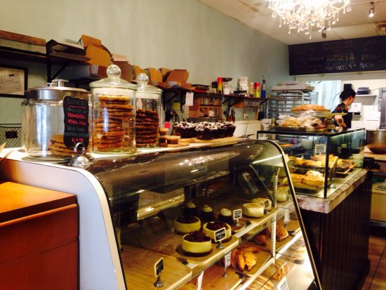 Photo of Restaurant Andrea's Bakery at 635 Gerrard St E, Toronto M4M 1Y2, Canada