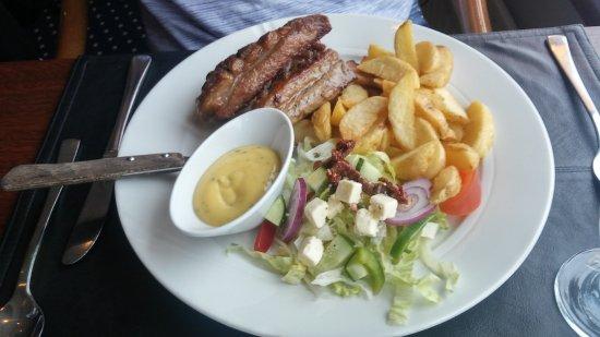 Keflavik, Iceland: Lamb Steak
