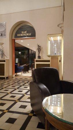 Hotel Imperator: Hall