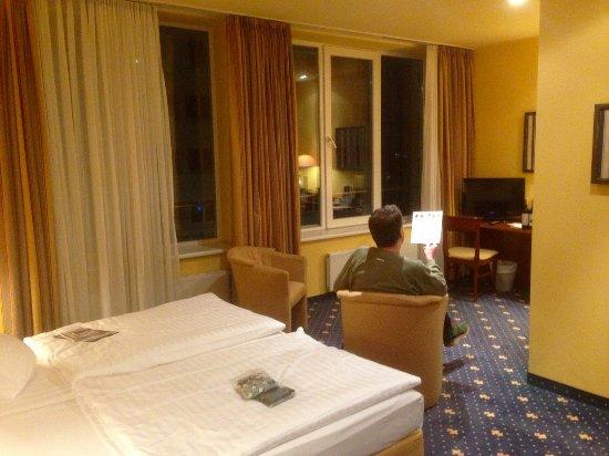 Kamer Europa - Bild von Hotel Loccumer Hof, Hannover ...