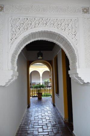 Hotel Casa Imperial: Um dos corredores