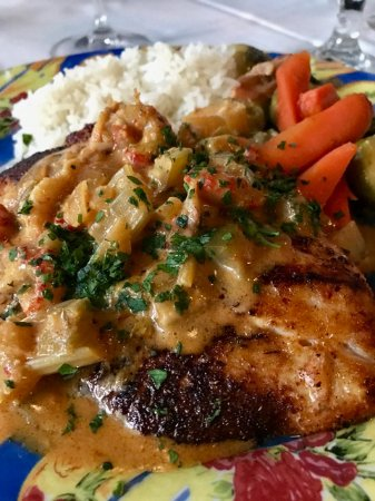 Chef Michael's: Hogfish