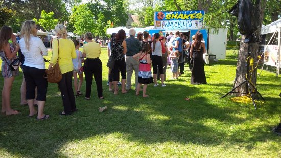 Amherstburg, Canada: Art in The Park 2016.