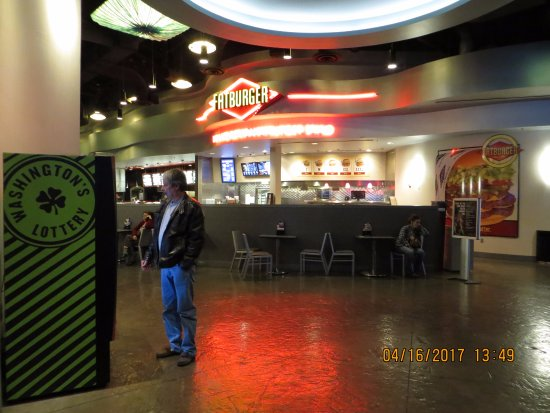 Airway Heights, Ουάσιγκτον: Fatburger