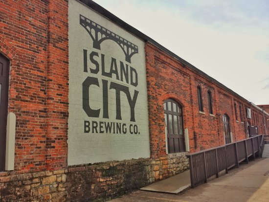 Island City Brewing Company Co