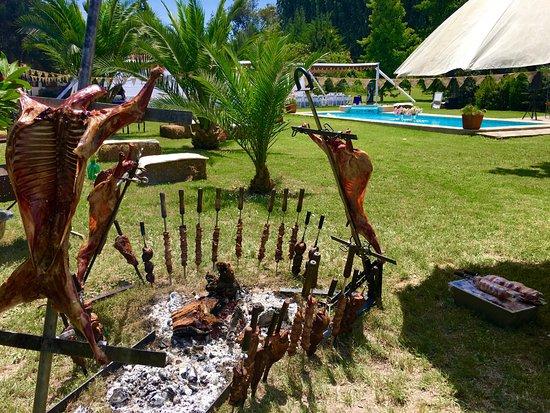 Calera de Tango, Chile: eventos