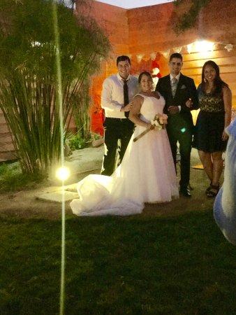 Calera de Tango, Chile: matrimonios