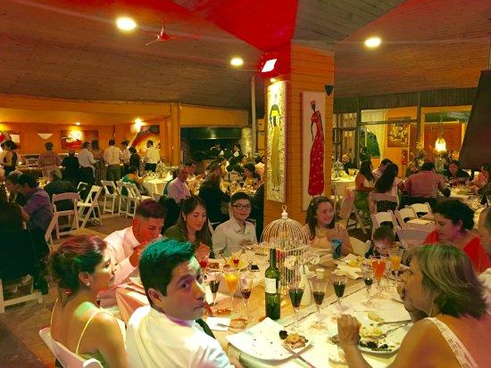 Calera de Tango, Chile: salon