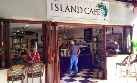 Bundall, Australia: Island Cafe