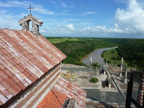 Altos de Chavon: Vista desde el Campanario de la Iglesia