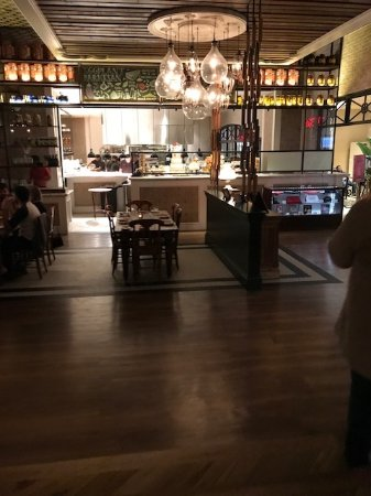 Another view of the restaurant.
