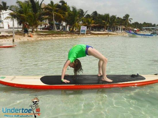 UnderToe Mexico SUP Adventures Photo