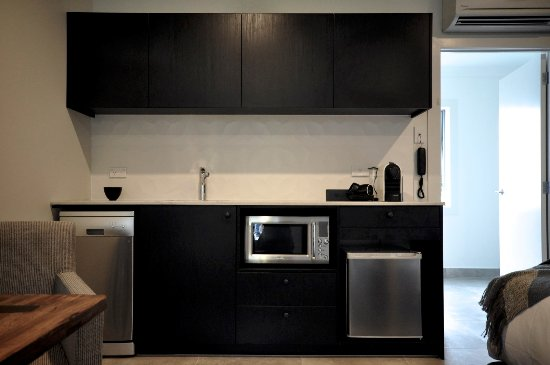 Cambridge, Nuova Zelanda: Kitchenette