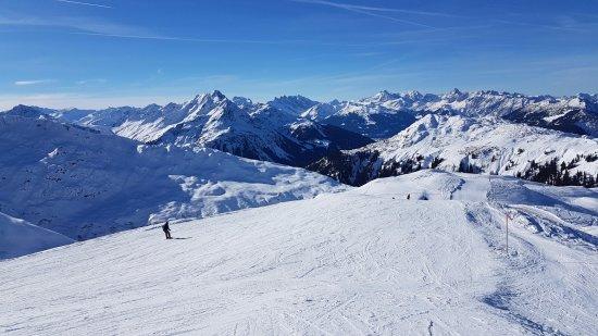 Klosterle, Austria: Sonnenkopf ski area