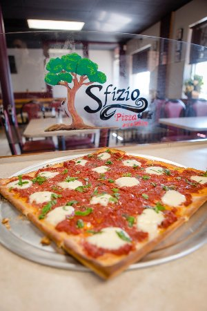 Bordentown, NJ: Sfizio Pizza