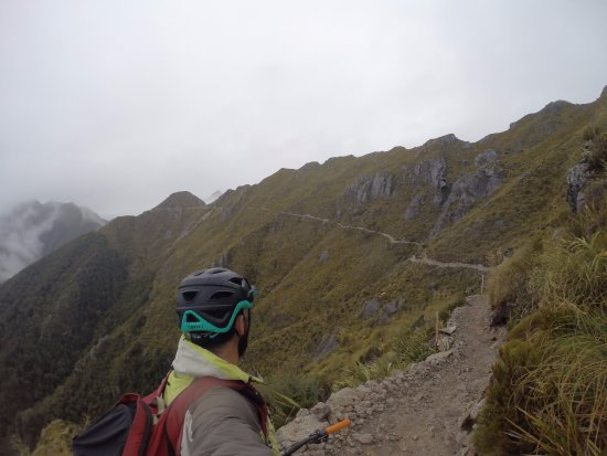 Westport, Nueva Zelanda: riding high