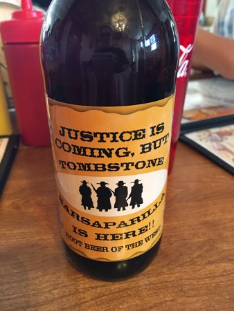 O.K. Cafe : Try the Sarsaparilla if you like Root Beer.