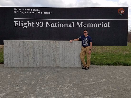 Flight 93 National Memorial : Entrance
