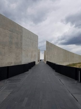 Flight 93 National Memorial : Flight path of flight 93