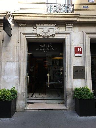 Meliá París Champs Elysées : photo2.jpg