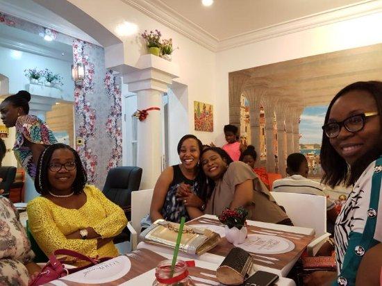 Lekki, Nigeria: Cafe Cassata