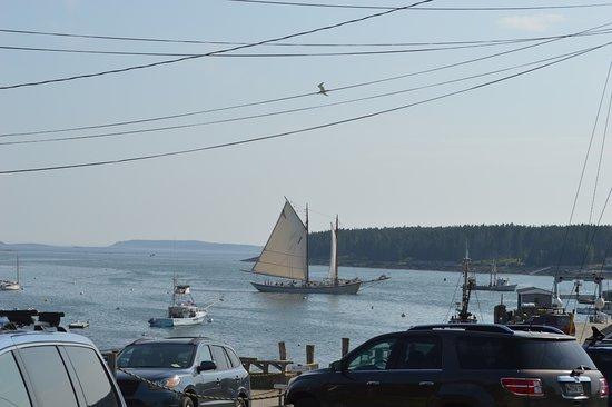 Port Clyde, ME : kayaks