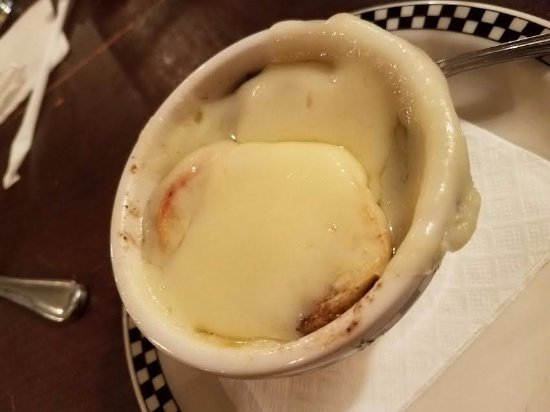 Ashland, VA: French onion soup
