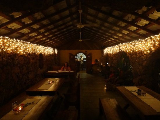 The Colibri Hill Resort: Awesome restaurant