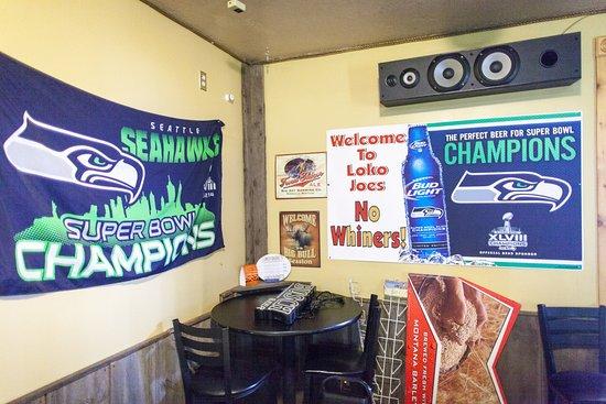 Saint Regis, MT: Bar