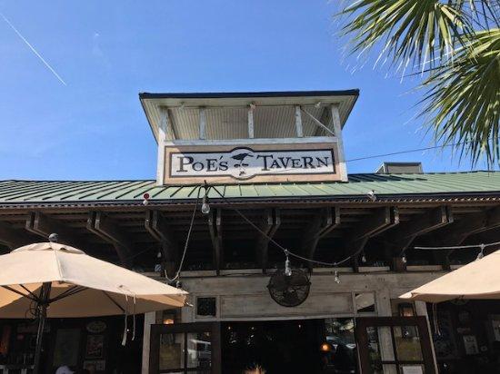 Atlantic Beach, FL: Poe's