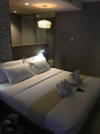 Mercure Koh Samui Beach Resort: Séjour parfait, une chambre en front de mer Avec petit jacuzzi personnel, le reve ! Hotel très p