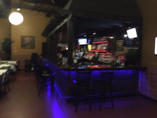 Morrisville, NC: The bar