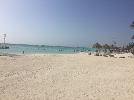 Beach - Marriott's Aruba Surf Club Photo