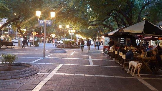 Resultado de imagen para cafe mendoza peatonal