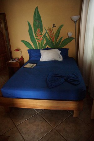 Cabinas Jimenez: Great beds