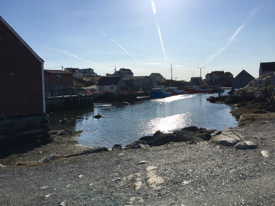 Peggy's Cove, Canada: Fishermans Village