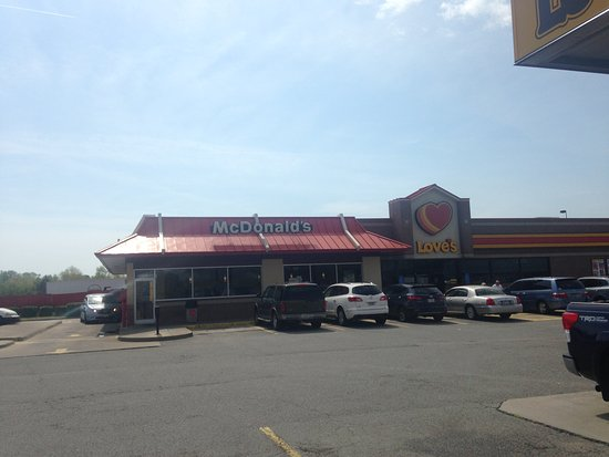 Skippers, VA: McDonald's