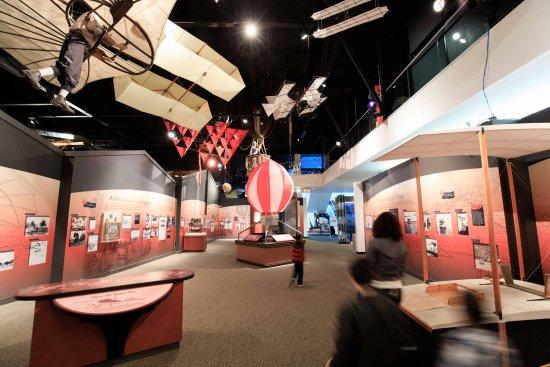 Flight Bild Von Cradle Of Aviation Museum Garden City