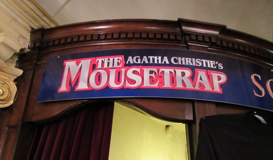 The Mousetrap Photo