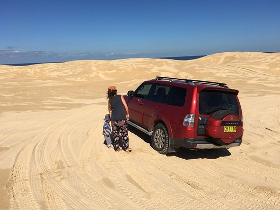 4WD Tag-Along & Passenger Tours: Really great tour, great guide in Bruce. Bit $ but overall worth it.