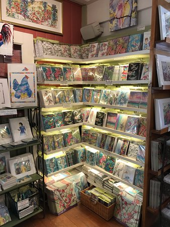 Makawao, Hawái: Packages of watercolor cards