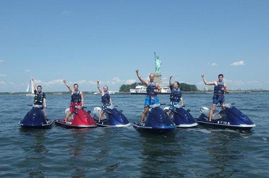 Tour Jet Ski di New York Harbour