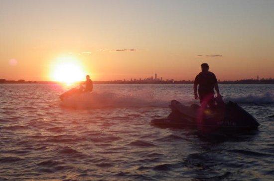 New York Sunset and Wildlife Jet Ski...